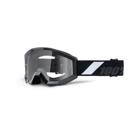 100% Strata Anti Fog Clear Goggles Youths goliath